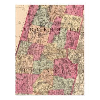 Le comté de Berkshire Carte Postale