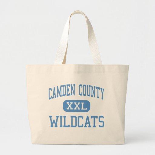 Le comté de Camden - chats sauvages - haut - Kings Sac