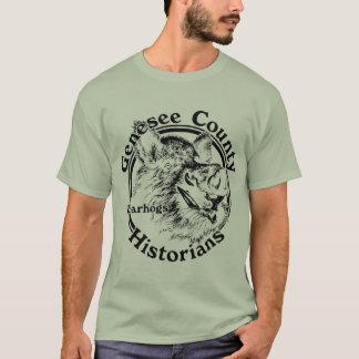 Le comté de Genesee Boarhogs T-shirt