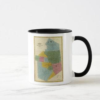 Le comté de Lewis Mug