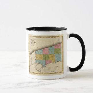 Le comté de Niagara Mug