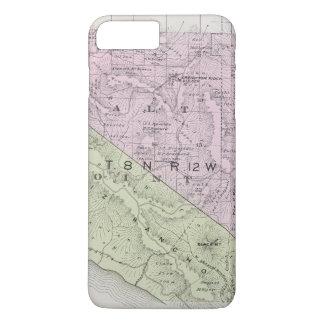 Le comté de Sonoma, la Californie 10 2 Coque iPhone 7 Plus