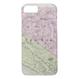 Le comté de Sonoma, la Californie 10 2 Coque iPhone 8/7