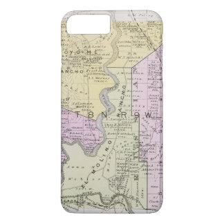 Le comté de Sonoma, la Californie 2 Coque iPhone 8 Plus/7 Plus