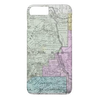 Le comté de Sonoma, la Californie Coque iPhone 7 Plus