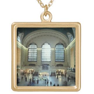 Le concours principal (photo) collier plaqué or