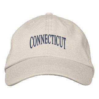 Le Connecticut a brodé le casquette