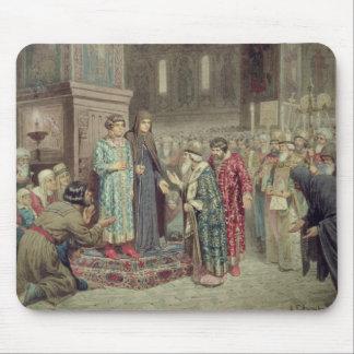 Le Conseil appelle Michael F. Romanov au Tapis De Souris