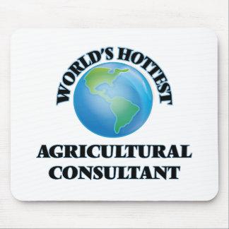 Le conseiller agricole le plus chaud du monde tapis de souris