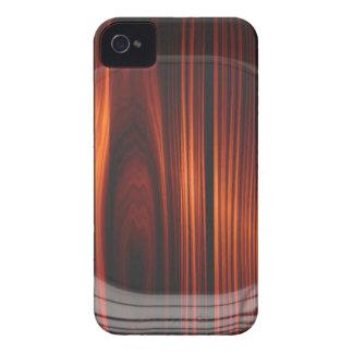 Le cool a verni la caisse en bois de l'iPhone 4/4S Coques iPhone 4