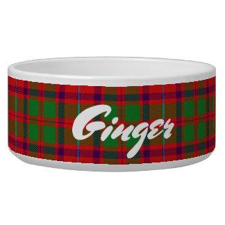 Le cool choie le tartan écossais de Shaw de clan Écuelle