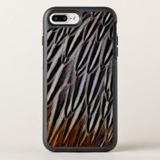 Le coq de jungle fait varier le pas du plan coque otterbox symmetry pour iPhone 7 plus