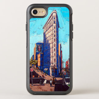 Le coque iphone de bâtiment de Flatiron