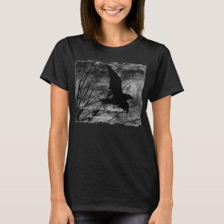 Le corbeau plus jamais t-shirt