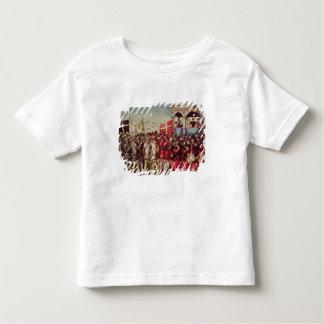 Le cortège des batteurs et des soldats t-shirt pour les tous petits