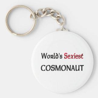 Le cosmonaute le plus sexy du monde porte-clefs