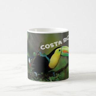 Le Costa Rica avec le toucan Mug