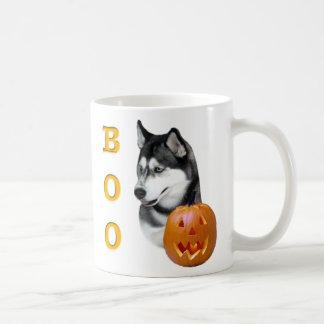 Le costaud sibérien (noir) huent mug