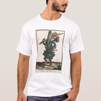 Le costume du maçon t-shirt