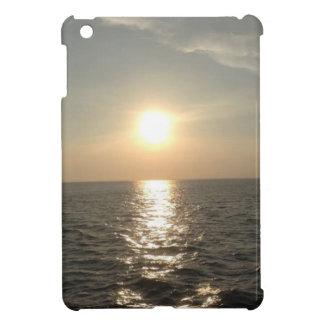 Le coucher du soleil à l'île de Bantayan aux Étui iPad Mini