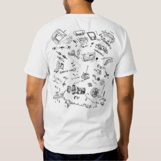 Le courant perturbateur de Chrysler a éclaté le T-shirt