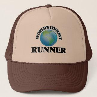 Le coureur le plus frais du monde casquette