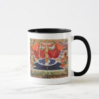 Le couronnement de la Vierge, accompli 1454 2 Mug