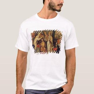 Le couronnement de l'empereur romain saint de t-shirt