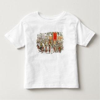 Le couronnement de Leopold II à Bratislava T-shirt Pour Les Tous Petits