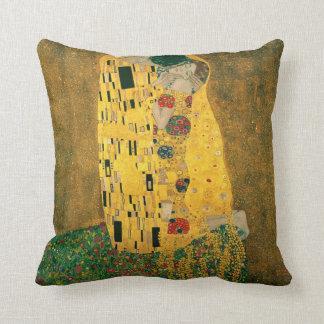 Le coussin de baiser (Klimt)