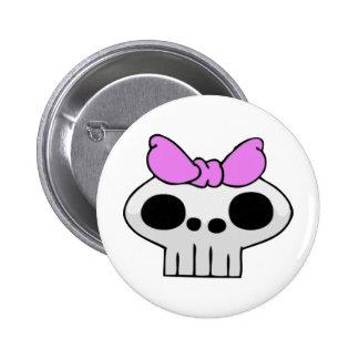 Le crâne de SkullBaby Badge Avec Épingle