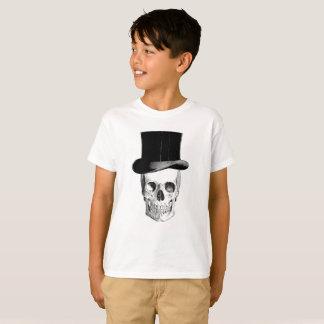Le crâne frais Halloween badine le T-shirt