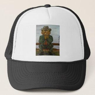 Le crapaud sage casquette