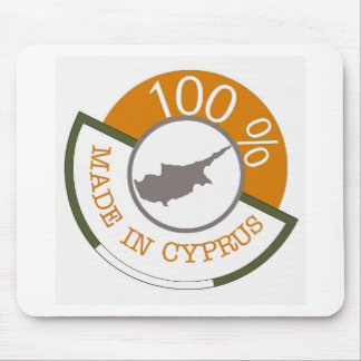 LE CREST DE LA CHYPRE 100% TAPIS DE SOURIS