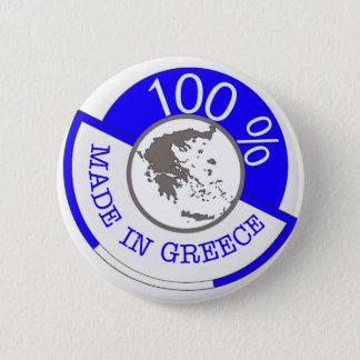 LE CREST DE LA GRÈCE 100% BADGE