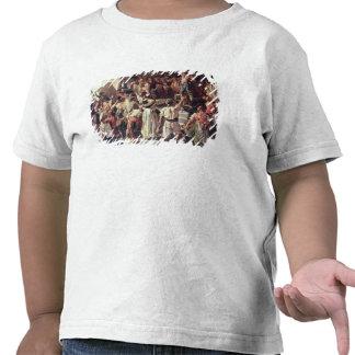 Le cri de la déclaration de Palleter était allumé T-shirts
