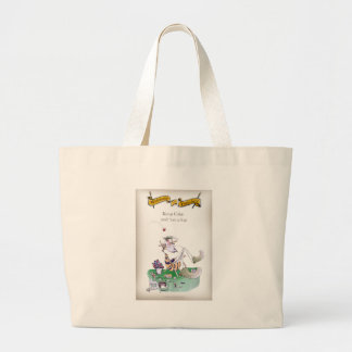 Le cricket historique de Yorkshire 'gardent le Grand Tote Bag