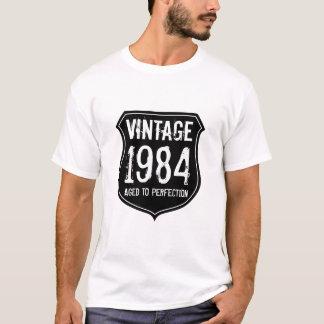 Le cru 1984 a vieilli au T-shirt de perfection