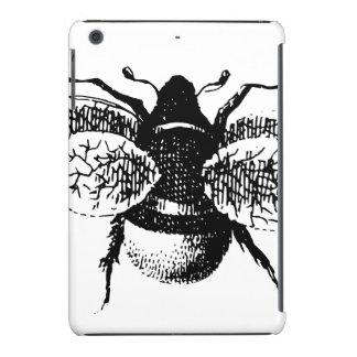 Le cru gaffent l abeille coques iPad mini retina