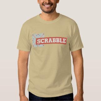 Le cru grattent le logo t-shirt