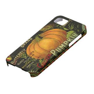 Le cru peut marquer l'art, légume de citrouille de coques iPhone 5