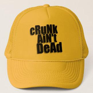 """le """"cRuNk n'est pas"""" - casquette mort"""