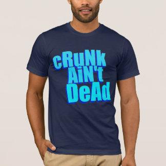 """le """"cRuNk n'est pas"""" T-shirt mort"""