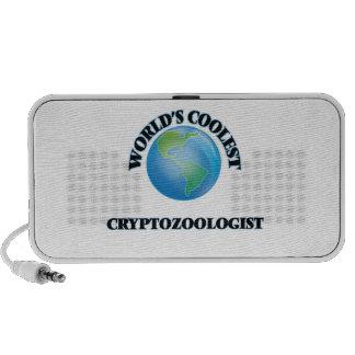 Le Cryptozoologist le plus frais du monde Haut-parleur Portable