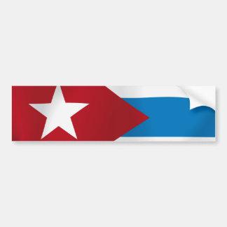 Le Cuba Autocollant De Voiture