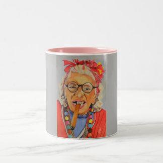 Le Cuba Libre ! Mug Bicolore