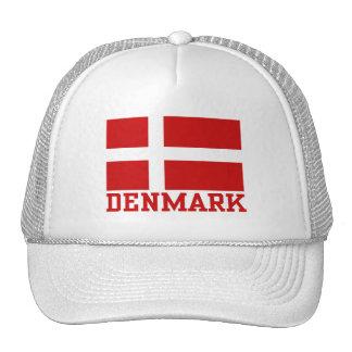 Le Danemark Casquettes De Camionneur