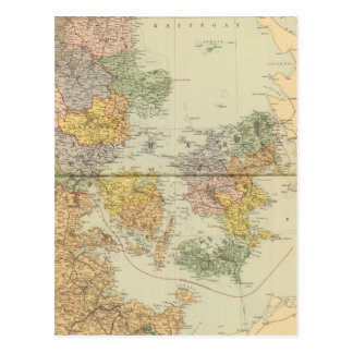 Le Danemark, Sleswig, Holstein Carte Postale