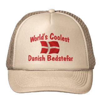 Le danois le plus frais Bedstefar Casquettes