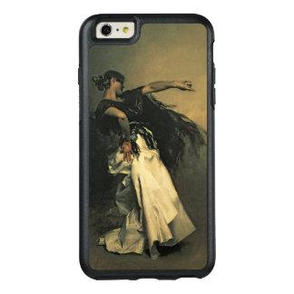 """Le danseur espagnol, étude pour le """"EL Jaleo"""", Coque OtterBox iPhone 6 Et 6s Plus"""